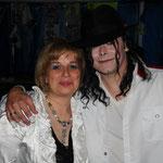 Avec Kathy Lena