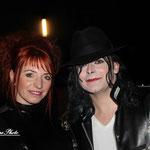 Avec Darline Sosie de Mylène Farmer