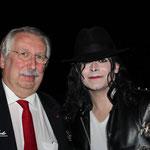 Avec André Flahaut