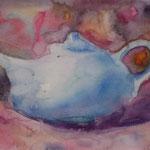 """Меркулова Олеся """"Голубой чайник"""""""