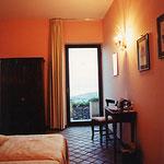 シチリア島・タオルミナ・H.VillaDucale・室内