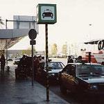スペインバルセロナ・タクシー