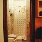 ペルージア・アパートメント・シャワー