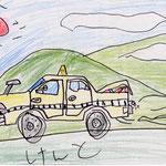 りょこうのタクシー (7歳)