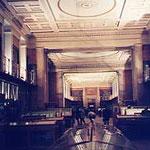 ロンドン・大英博物館内部