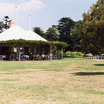 シドニー・公園・カフェ
