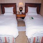 ソウル・新羅ホテル・ベッド