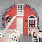 サトリーニ・ホテルレ・ストラン