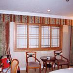 ソウル・新羅ホテル・室内