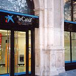 バルセロナ・銀行