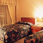 北京・王府飯店・ベッド