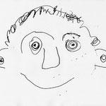 ちち(線画) (4歳)