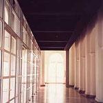 シュツットガルド・デザインセンター内部