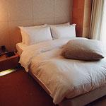 福岡・グランドハイアット・ベッド