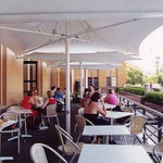 シドニー・現代美術館カフェ