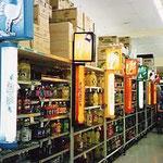 シドニー・町のスーパーのジュース売場