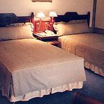 長崎・ホテルヨーロッパ・ベッド