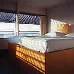 ボルドー・SAINTJAMES・ベッドルーム