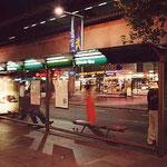 シドニー・バス夜景