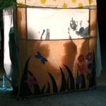 Teatro de sombras chinescas