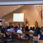 misa de envío