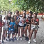 GANADORES DE LA GYMKANA