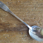 "5131 Navajo Arrow Spoon c.1900 4.5"" $150"
