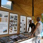 Plantation dans le parc JC Paturel Juin 2015