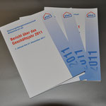 Geschäftsberichte (Broschüren)