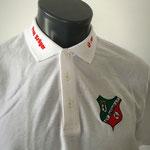 Stick auf Polo-Shirt (Brust und Kragen)