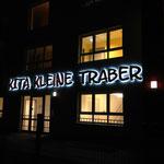 Indirekt-beleuchtete Profilbuchstaben Kita Kleine Traber der Volkssolidarität Berlin Karlhorst