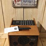 Gitarrenverstärker 200 Watt, Konzertgitarre, Vocals, Gesang