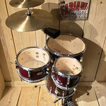Cocktail-Drumset, Cooler Live-Showeffekt für Drummer