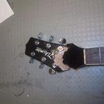 Kopfplatte Gitarre bReparieren von Halsbrüchen, Kindergitarren, Kinder- Gitarre aller Art, Fabiani Guitars 75365 Calw