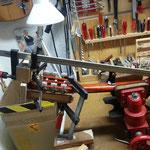 Hals Reparatur, Instrumentenhals bzw. Neck reparieren Gitarre & Bass, Mandoline, Ukulele, Banjo, Lapsteel, Musikhaus in Calw, Nagold Pforzheim, Herrenberg, Stuttgart