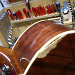 Western-Gitarre reparieren, Gitarrenwerkstatt, Repairroom Westenguitar in 75365 Calw, Fabiani Guitars