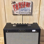 Fender Blues Junior, E-Gitarren Verstärker, Fabiani Guitars
