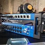 PA-Verleih, Abmischen mit iPad, Tablet und Smartphone, Liveveranstaltungen, 32 Kanal Recording Interface, Musik Fabiani Guitars 75365 Calw