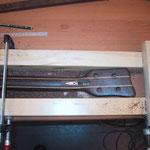 Halsstab an Gitarre reparieren, Stab in Gitarren- Hals bzw. Bass- Hals reparieren, Mandoline Hals reparieren bundieren, Fabiani Guitars Calw
