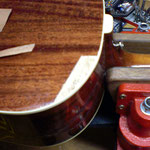 Nice and smart Repair of Westernguitars, Acousticguitars, Concertguitars