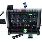 HK Nano 300 Lautsprecher für Sprach und Filmvorführungen