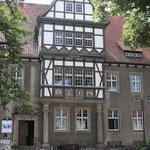 Altes Amtsgericht - vollständig erhaltenes altes preußisches Amtsgericht in Westfalen
