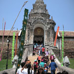 Tempel in Lampang