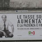 Gesehen in Neapel