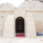 Eingang der Moschee