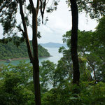 Landschaft auf der Ostseite der Insel Koh Chang