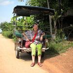 Tuk-Tuk in Sukhothai