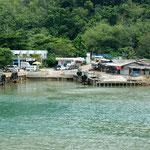 Anlegestelle Koh Chang