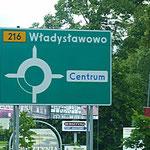 Wladistawowo, Eingangsort zur Halbinsel Hel