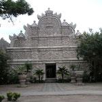 Eingangstor Taman Sari